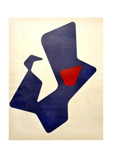 Jean Arp, 'Original Lithograph by Jean Arp', 1951