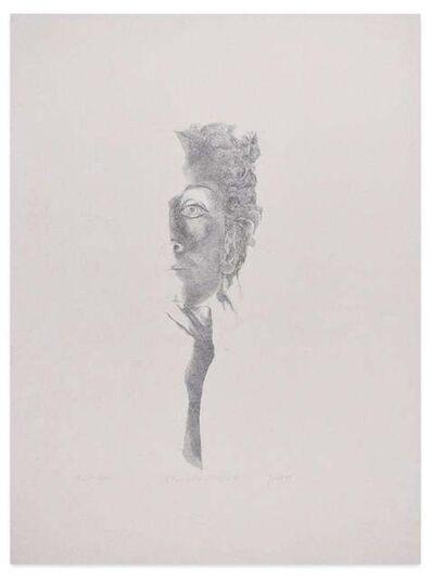 Edo Janich, 'Portrait', 1972