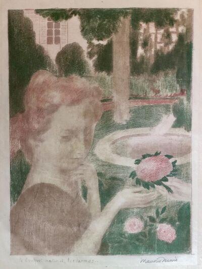 Maurice Denis, 'Bouquet matinal, les larmes', 1898