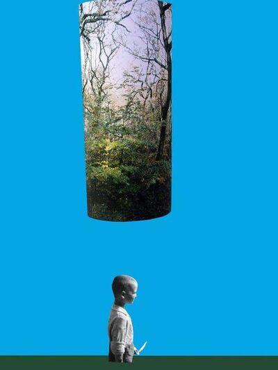 """Sergei Sviatchenko, 'Untitled - from the series"""" Mirror by Mirror"""" Homage to Andrei Tarkovsky ', 2008"""