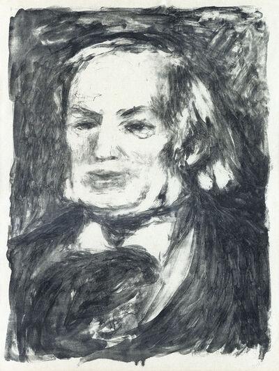 Pierre-Auguste Renoir, 'Richard Wagner', circa 1900