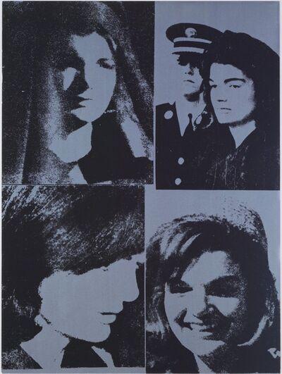 Andy Warhol, 'Jacqueline Kennedy III', 1966