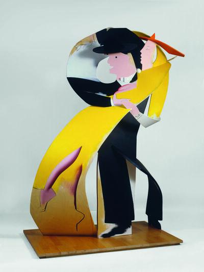 Allen Jones, 'Fascinating Rhythm', 1982-1983