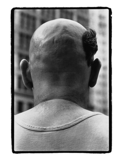 Amy Arbus, 'Bald Head', 1980-1990