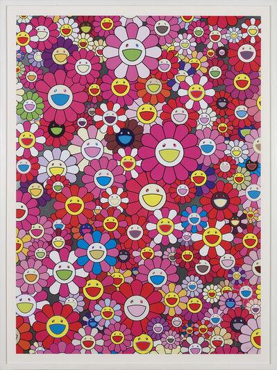 Takashi Murakami, 'An Homage to Monopink 1960 B', 2012