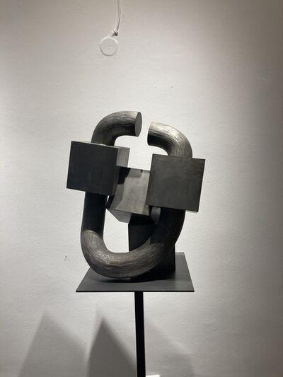 Martin & Brigitte Matschinsky-Denninghoff, 'Brasa I', 1968