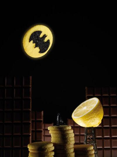 Akiko Ida & Pierre Javelle (Minimiam), 'Batman - Lemon Signal', 2013