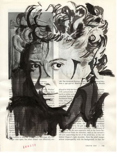 Coral Woodbury, 'Leonor Fini', 2020