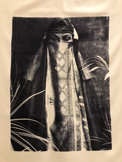 Zohra Opoku, 'Sheltered (variation 4)', 2017