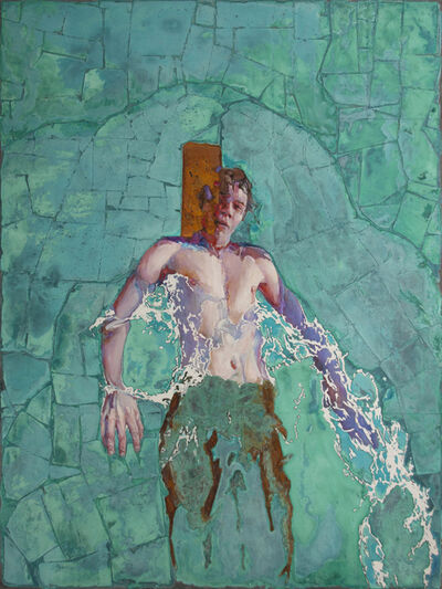 Piet van den Boog, 'Boy from Water', 2016