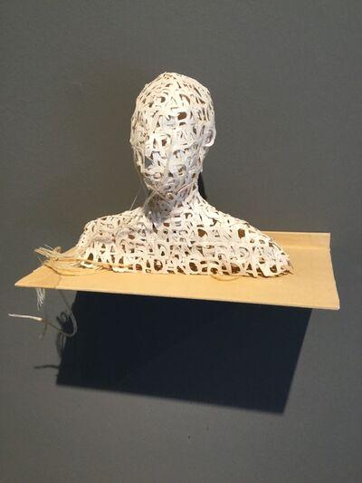 Lesley Dill, 'Head', 2003
