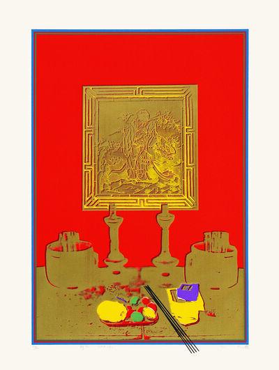 Liao Shiou-Ping, 'Still Life', 1976
