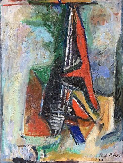 Paul Burlin, 'Rock Walking Man', 1963