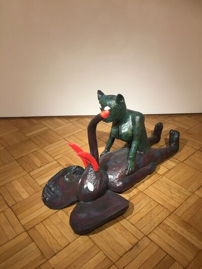 Cameron Platter, 'Elephant Loving Cat', 2007