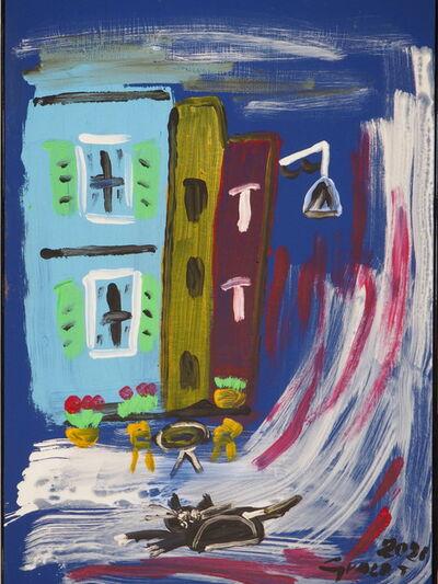 Maria Teresa Guala, 'The alley cat', 2021