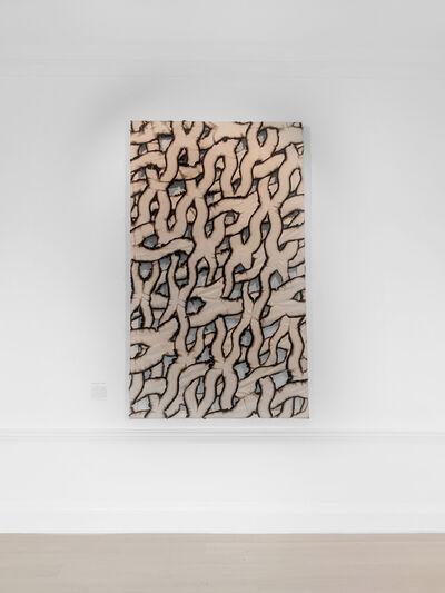 Ariel Schlesinger, 'Untitled (Burnt Canvas)', 2019