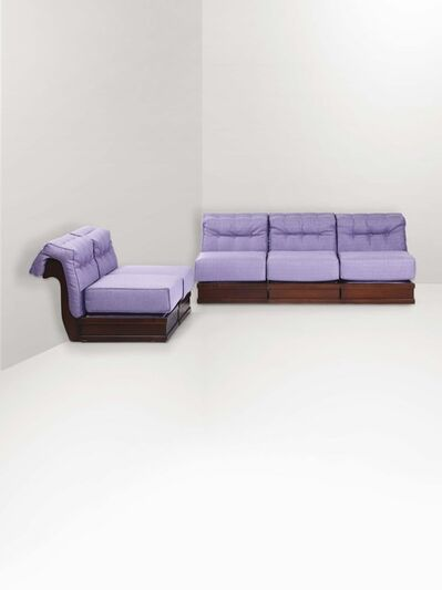 Luciano Frigerio, 'A sectional Can Can sofa made up by five elements', 1966
