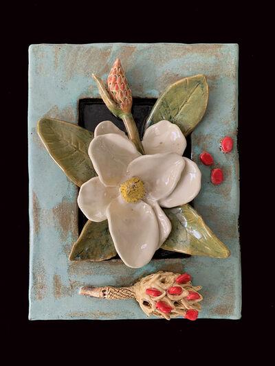 Ellen Rundle, 'Magnolia Plaque', ca. 2019