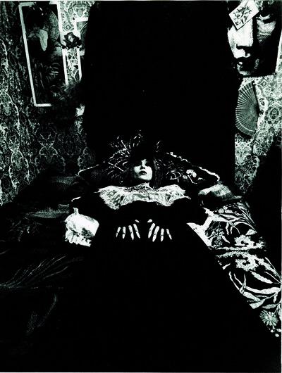 Irina Ionesco, 'Vampire', 1970
