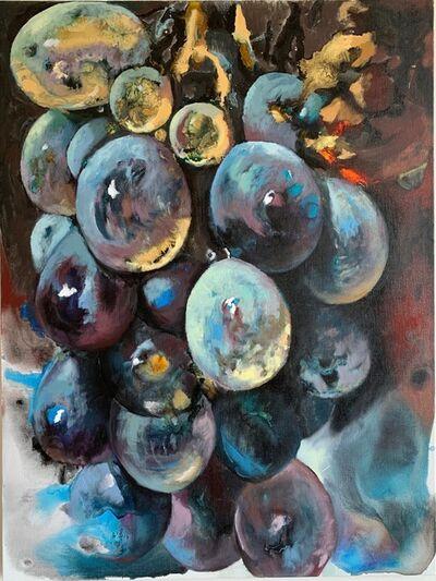 Martin Gustavsson, 'The Aesthetics of Fruit #grapes', 2020