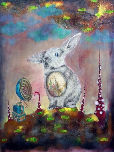 Sarah Tse, 'Rabbithole', 2014