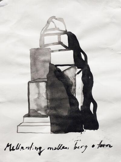 Klara Kristalova, 'Skiss för Slottet / Sketch for Slottet (The Castle)', 2016