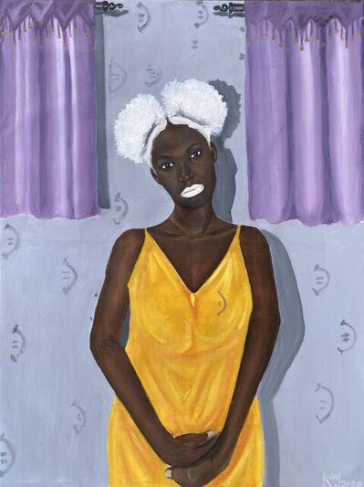Kenechukwu Victor, 'In My Heart and Everywhere', 2021