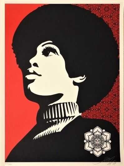 Shepard Fairey, 'Panther Power', 2007