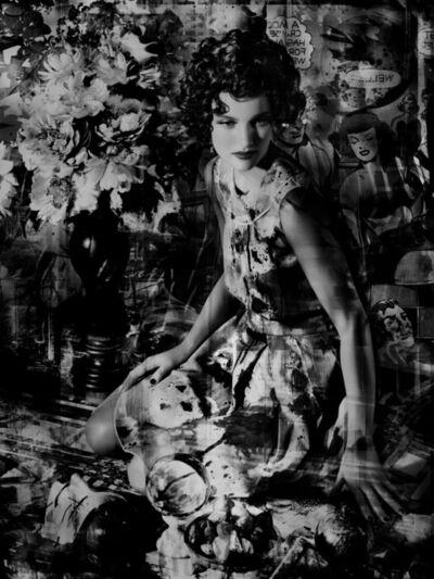 Valérie Belin, 'Swan Neck Vase', 2018