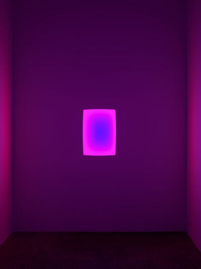 James Turrell, 'Small Glass', 2019
