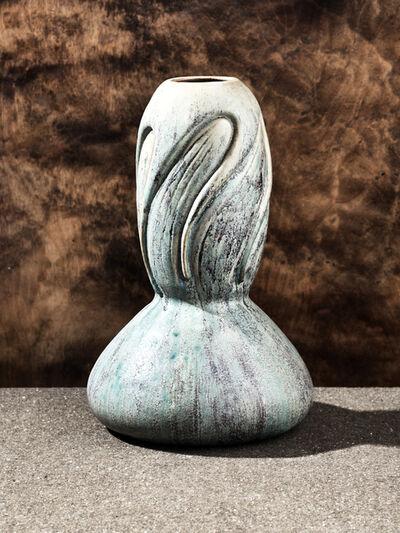 Pierre Adrien Dalpayrat, 'Swirling Vase ', 1900
