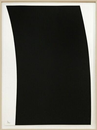 Richard Serra, 'Trajectory #4', 2004