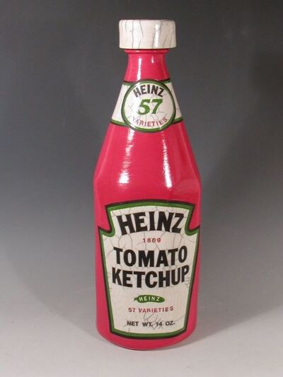 Karen Shapiro, 'Heinz Ketchup Bottle', 2018