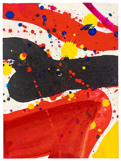 Sam Francis, 'Untitled', 1964