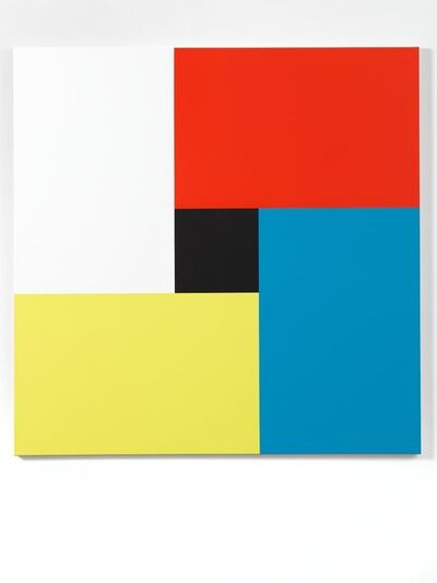 Francis Baudevin, 'Ohne Titel (Lego)', 2017