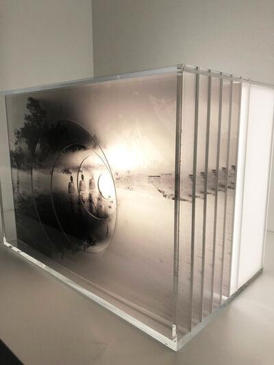 Magda Von Hanau, 'O Rio, Light box wall sculpture', 2017