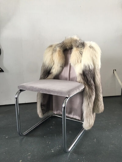 Nicole Wermers, 'Untitled Chair - FXG-4', 2019