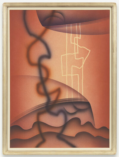 Raymond Jonson, 'Untitled Abstraction', 1938