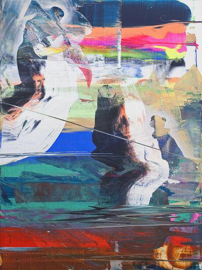 Will Barras, 'Where Land Meets Sea - Convoi Exepcionnel', 2017