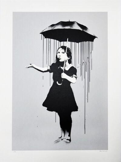 Banksy, 'Nola Grey Rain', 2008