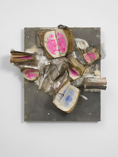 John Latham (1921-2006), 'The Gentlest Art', 1962