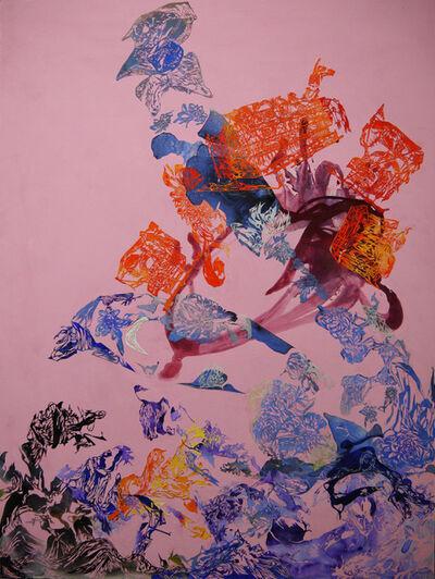 YoAhn Han, 'Swirling Orchid', 2019