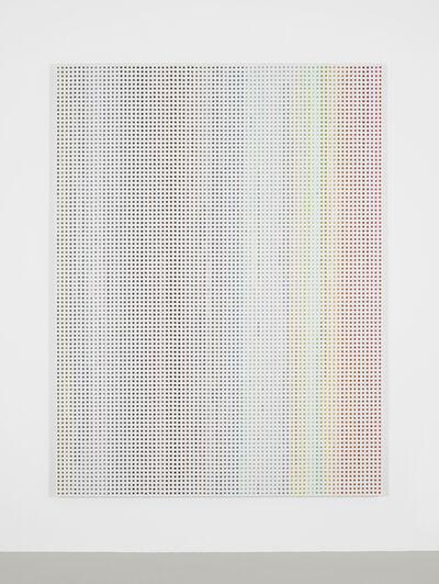 Cheyney Thompson, 'Stochastic Process Painting 8', 2014