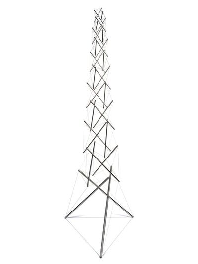 Kenneth Snelson, 'Untitled, 1968-74'