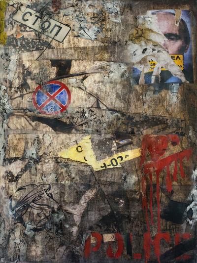 Claudia Marseille, 'Stop', 2017