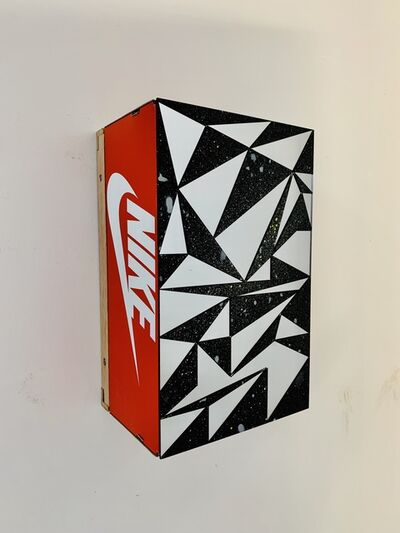 "Paul Amundarain, 'Multiple Reality, ""Nike Box""', 2019"