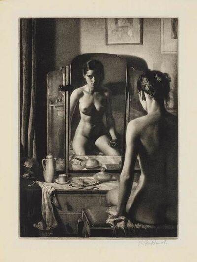 Gerald Leslie Brockhurst, 'ADOLESCENCE (FLETCHER 75)', 1932