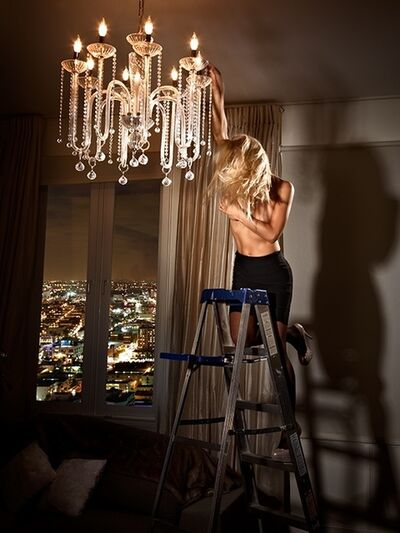 David Drebin, 'High Maintenance', 2012