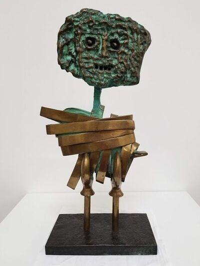 Max Papart, 'Dame de nage', ca. 1980