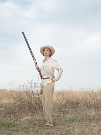 Lindsay McCrum, 'Sarita, Armstrong, TX', 2011